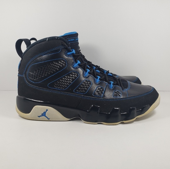 Nike Other - Nike Air Jordan 9 2012 Retro Photo Blue 302370-007